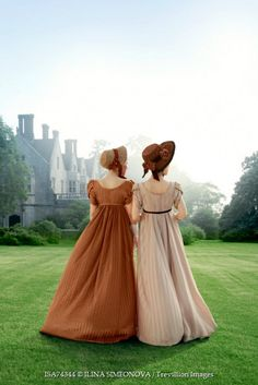 Charlotte and Anne