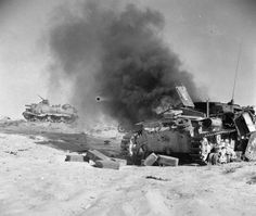Fighting in the Desert - The Battle for Sidi Bou Zid, Saint Valentine's Day, 1943