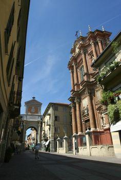 Centro storico, Chieri