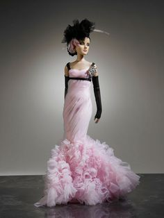 Tonner doll...in pink