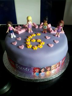 lego friends cake ideas - Google Search
