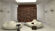 Colorobbia tiles, virtual image, rendered with DomuS3D and mental ray