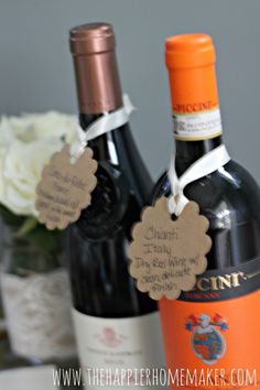 Wine tasting party and FREE Printable!