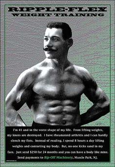 Ripple-Flex Weight Training