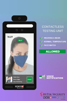 With its Facial Recognition software, No Mask Detection software and Temperature Measurement software your company will be protected.  For more information, visit our website. Temperature Measurement, Facial Recognition Software, Security Products, Nanny Cam, Alarm System, How To Apply, The Unit, Website