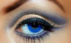 Glamour Eyes by krystaleyes