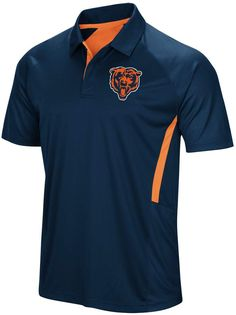 Men's Chicago Bears Game Day Club Polo #FEATURES#Team#polo