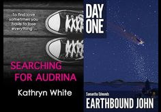 Short reviews of two short stories,Kathryn White's Searching for Audrina and Samantha Edmond's Earthbound John. Read more...