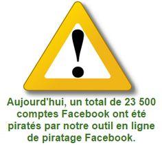 Pirater un Compte Facebook Instagram Password Hack, Hack Password, Fb Profile, Facebook Profile, Fb Hacker, Hack Facebook, 1000 Life Hacks, Facebook Features, Spy