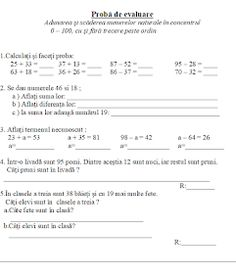 EDUCATIA CONTEAZA : CLASA a II - a Student, Math, Children, Film, Young Children, Movie, Boys, Film Stock, Math Resources