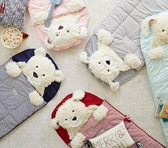 Sleepover Bags & Sleepover Sleeping Bags | Pottery Barn Kids