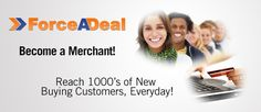 Better than fiverr, yelp, http://amurlshortener.askmilton.tv/azliX      With Force A Deal you are supported and given all the tools needed   to attract new buyers and keep a healthy flow of new customers into your business.     To get the full experiance of   the channel go to http://bgiplus.com 206-551-7350 #bgiplus.com #internetmarketing