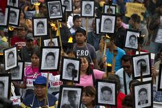 Mexico Missing Students Torture