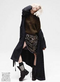 Isabel Marant Fall Winter 2014 Editorial