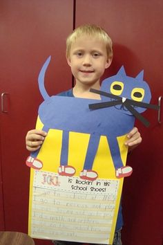 Pete the Cat Birthday? Maybe that would be fun!