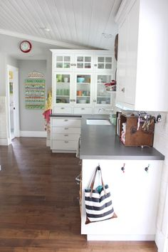 house tour {kitchen}