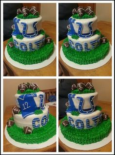 Colts cakes