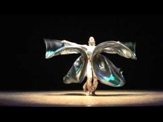 """Oriental Bellydance with Isis Wings performance by Eva Sampedro from the Show """"Silent Ganges"""". The show was organized by Eva Sampedro´s Oriental & Tribal Dan. Dance Art, Wings, Crystals, Youtube, Darkness, Dancing, Bridge, Celebrities, Videos"""