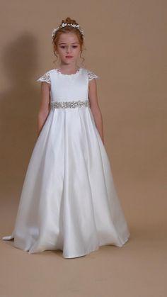 Flower Girl Dress Patterns, Princess Dress Patterns, Cheap Flower Girl Dresses, Girls Maxi Dresses, Dresses For Children, Wedding Dresses For Kids, Kids Gown, Children Clothing, Little Girl Princess Dresses