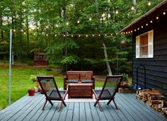 You don't need expensive lighting to illuminate a dreary deck. In comparison with their high-end cou... - airbnb.com