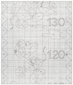 GRAFICOS PUNTO DE CRUZ GRATIS : MEDIDOR(17) Disney Cross Stitch Patterns, Cross Stitch Baby, Mickey Mouse, Cross Stitch, Gauges, Dots, Needlepoint, Embroidery, Computer Mouse