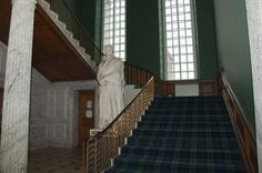 Staircase at Dalkeith Palace x
