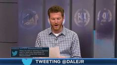 Dale Earnhardt Jr. Reads HILARIOUS Tweets From Fans