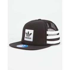 Adidas Foam Mens Trucker Hat ( 24) ❤ liked on Polyvore featuring men s  fashion 7bea3b6f238c