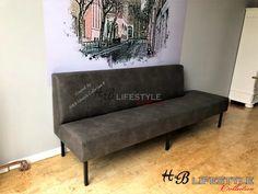 Eetkamerbank kopen? Stel je eetkamerbank samen - HB Lifestyle Collection Stel, Lifestyle, Couch, Furniture, Home Decor, Lush, Chair, Settee, Decoration Home