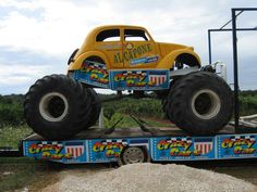 monster trucks -you might be a red neck