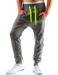 Spodnie typu BAGGY - komfortowy krój - idealne na codzień - zobacz www.dstreet.pl