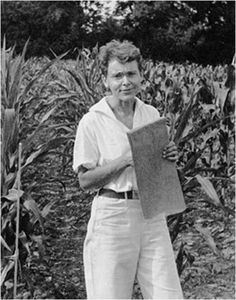 Barbara McClintock on Defining the Unstable Genome