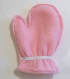 Nap Time Crafters: Fleece Ear Warmer & Mittens