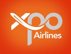 XPO Airlines Logo by adam.coulombe