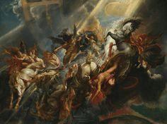 Rubens - The Fall of Phaeton