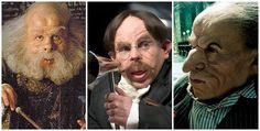 Warwick Davis  interpretó al profesor Filius Flitwick y a Griphook en Harry Potter.