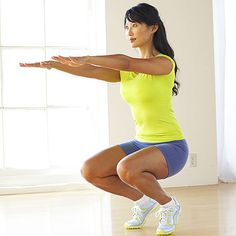 Hindu squat, a great toner for butt, thighs, and arms | health.com