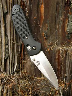 Benchmade Griptilian... Super sharp, very well made, the axis lock is great.  I love this knife! Thx Mark!