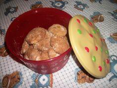 cookies de banana wwweunacozinha.blogspot.com