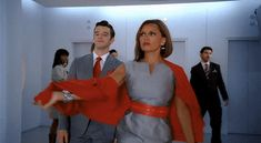 "She always knew how to make an entrance. | 24 Reasons Wilhelmina Slater Gave You Life On ""Ugly Betty"""