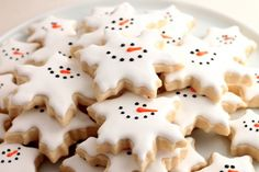 Italian Cookie Recipe with glaze icing