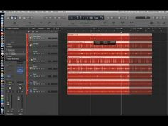 Logic Pro X - Video Tutorial 05 - Quick Punch, Punching In Vocals - YouTube