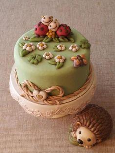 torta thun cake
