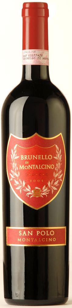 San Polo - Brunello-di-Montalcino 2008, #wine