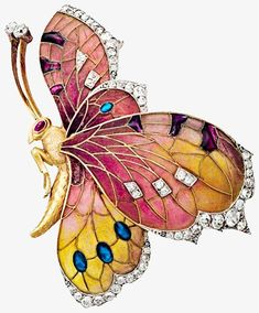 Lady butterfly accessories, MS., Pearl, Safira Imagem PNG