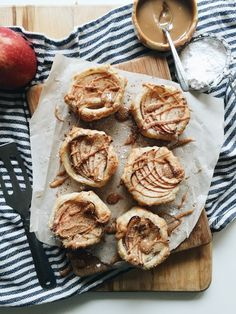 Apple Pastries with Homemade Dulce de Leche - Bev Cooks