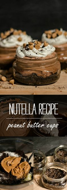 Nutella Peanut Butte