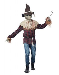 Sadistic Scarecrow   California Costumes
