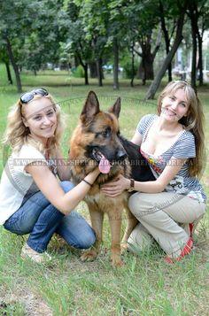 http://german-shepherd-dog-breed-store.com/ #german #shepherd #girl #dog #photography