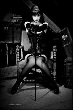 Goth sexy bdsm your